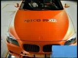 Краш-тест BMW 7 Series F-01